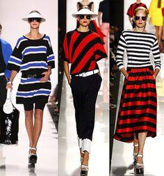 Eu amo Navy - I love Nautical Fashion