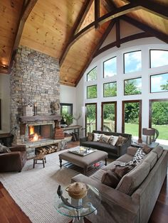 Rustic In Montana | Rustic Home Decor | Pinterest | Montana, Cabin And  Living Rooms