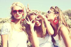 Bff Girls | bff, cute, friends, girl, love - inspiring picture on Favim.com