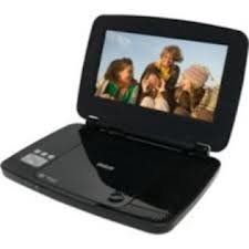 "RCA Portable DVD Player 9"" LCD Screen DRC99392E by RCA. $59.99"