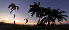 Dance, sunset, Islamorada, Florida Keys. Dancer: Todd Fox