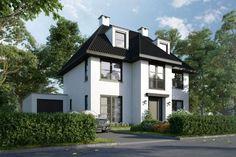 Elite Luxury Homes Classic Architecture, Garden Architecture, Amazing Architecture, Build My Own House, Building A House, Dutch House, House Blueprints, Dream House Exterior, Facade House