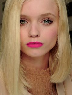 My hot pink matte lipstick from Joe is probably my favourite accessory for the summer.