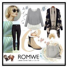"""Bez naslova #68"" by crvenamalina ❤ liked on Polyvore featuring moda, Marc Fisher LTD, Rebecca Minkoff, Topshop, women's clothing, women, female, woman, misses y juniors"
