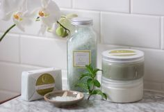 The Eucalyptus & Mint Collection: Grand Luxury Gift Set