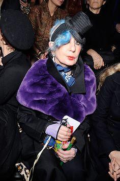 RIP Anna Piaggi   #AnnaPiaggi  Please read http://the-styleinsight.com article about the amazing style icon, ANNA PIAGGI