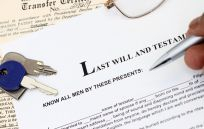 My parents have been looking at their wills the past little while to make sure they're how they want them. We're happy they have prepared so well. A will lawyer is all they need to finish the process. They're definitely the best parents in the world!