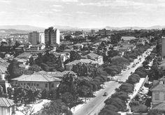 Avenida Paulista em 1936