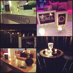 #blackandwhitewedding #bodaforymariano. #ambientacion #lalunaenpuntasdepie