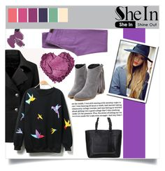 """SheIn (10)"" by aida-banjic ❤ liked on Polyvore featuring AG Adriano Goldschmied, Sephora Collection, women's clothing, women's fashion, women, female, woman, misses, juniors and shein"