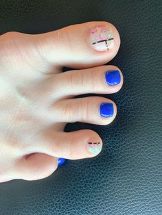 Gel Toe Nail Art #naildesign #nailart #koreanstyle #koreannails #koreannailart Korean Nail Art, Korean Nails, Nailart, Toe, Photo And Video, Instagram