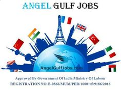 #AngelGulfJobs is a specialized #GulfJobConsultants (abroad / overseas job consultant) based in Mumbai - India, with years of Gulf experience; we are rigorously recruiting for the Gulf countries from India, Sri Lanka, Bangladesh, Nepal & Philippines. Full-filling the requirement of clients in the Gulf & candidates across different work categories is synchronized in the best possible manner.