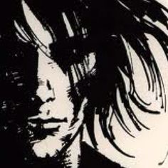 Sandman:  Morpheus. He is truly my dream.