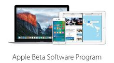 Apple libera primera beta pública de OS X El Capitan y iOS 9. Descarga e instala desde acá.