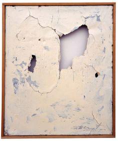 Untitled, 1950, by Shozo Shimamoto