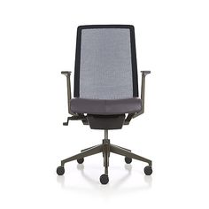 Haworth® Very™ Task Chair in Office Chairs | Crate and Barrel