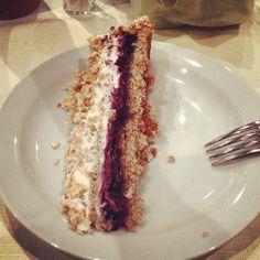 Crostata di grano saraceno  #cake #yum #yummi #jam #food #italianfood