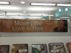 Movies We Love to Ha
