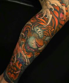 Tattoo by WHITE DRAGON TATTOO