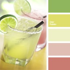 Color Palette margarita on the rocks color palette Green Colour Palette, Pastel Palette, Color Palate, Green Colors, Summer Colours, Colour Schemes, Color Combinations, Palette Design, Design Seeds
