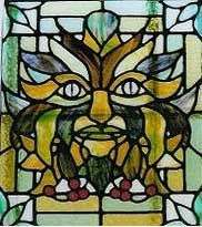 Green Man by Martin Young