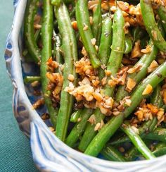 3 Ways to Serve Green Beans — Kayla Itsines