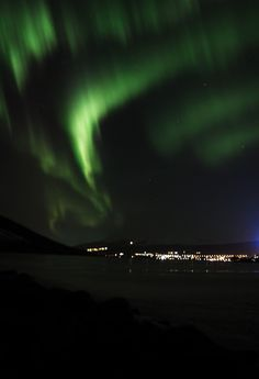 Northern lights, Åre