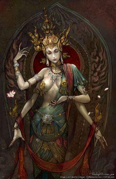 kalì-MANTRA:Kring il OM Kalikaye Namah-(Questo mantra trasforma il devoto alla coscienza pura).
