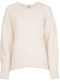 ACNE 'Lillian Rib' Sweater