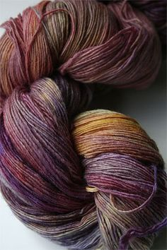 Malabrigo Merino Lace Yarn in 850 Archangel Yarn Thread, Yarn Stash, Crochet Yarn, Knitting Yarn, Yarn Inspiration, Spinning Yarn, Yarn Shop, Crochet For Beginners, Hand Dyed Yarn