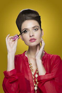 #beauty #makeup #mascara #hair
