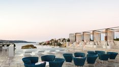 Rooftop, Intercontinental Double Bay, which was previously the Ritz Carlton but has been upgraded to 5 star hotel.