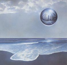 """Akira Yokoyama, 1983, """"Wave"""" poster - 50 Watts"""