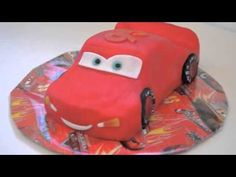 Cars Lightning Mc Queen cake & Cars cake cookies and cupcakes | The boyu0027s birthday | Pinterest ... azcodes.com