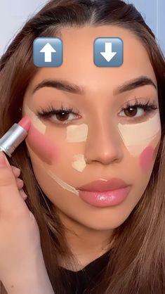 Classy Makeup, Edgy Makeup, Makeup Eye Looks, Cute Makeup, Pretty Makeup, Makeup Tutorial Eyeliner, Makeup Looks Tutorial, Contour Makeup, Skin Makeup