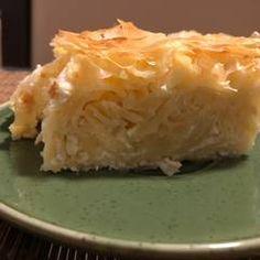 Vargabéles   Varga Gábor (ApróSéf) receptje - Cookpad receptek Pie, Desserts, Food, Torte, Tailgate Desserts, Cake, Deserts, Fruit Cakes, Essen