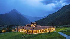 Hotel Inkaterra Hacienda Urubamba, líder no turismo ecológico e sustentável, no Peru
