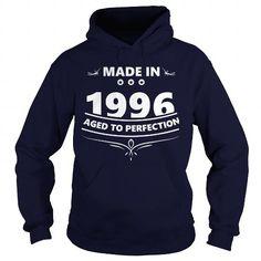 1996 Aged to perfection Hoddie Xmas Sweater #1996