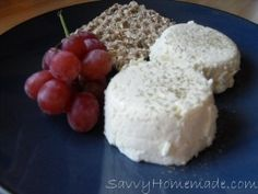 Making Homemade Cheese - SavvyHomemade.com