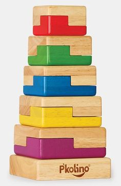 Square Puzzle Stacker. Loved by #paperculture