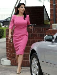 Jill Kelley made headlines this week after it emerged that she was the target of harassing emails from Paula Broadwell, a mother of two who was engaged in a months-long affair with David Petraeus. Scott Kelley, Seattle News, Old Mother, 40 Years Old, Ny Times, Scandal, Bodycon Dress, Dresses For Work, Style Inspiration