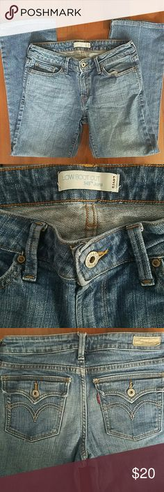 Levi's 545 bootcut In great condition no fraying holes stains Levi's Jeans Boot Cut