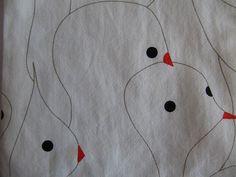 sea fowl mina perhonen