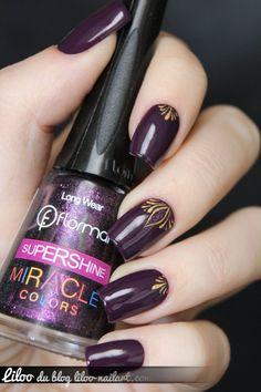Liloo Nail Art Blog, 9/12/13: Oriental touch