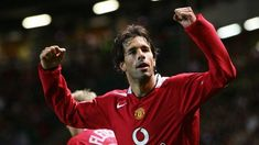 Thierry Henry, Cristiano Ronaldo, Manchester United, Ruud Van Nistelrooy, S Man, The Unit, Football, Led, Champions League