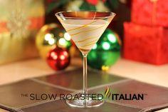 Bourbon Pecan Pie Martini From @SlowRoasted