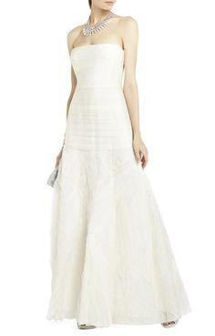 Marisa Long Layered Organza Gown 439 :) :) :)