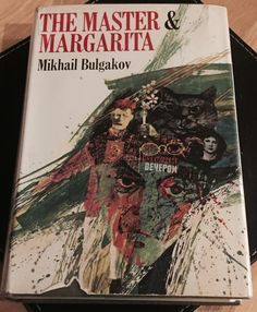 First edition translation of The Master and Margarita... Best birthday present ever!!!!!!