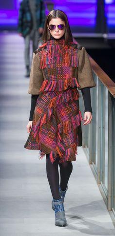 Duelo de tejidos en la 080 BCN Fashion: Custo Barcelona vs. Manuel Bolaño