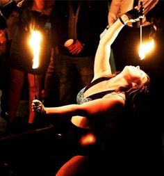 Fire Performers are available to perform a show at your circus event or act as meet & greet artists.  http://bigfootevents.co.uk/entertainment/Themed-Events/Circus-Carnival-Mardi-Gras-Theme.as